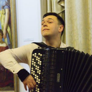 Артём Третьяков — интервью перед сольным концертом в Самаре